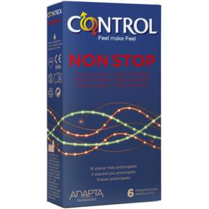 Control Preservativi Non Stop 6 pezzi