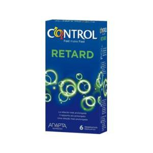 Control Preservativi Retard 6 pezzi