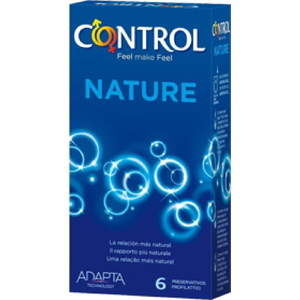 Control Preservativi Nature 6 pezzi