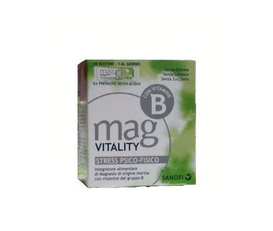 Mag Vitality 30 bustine
