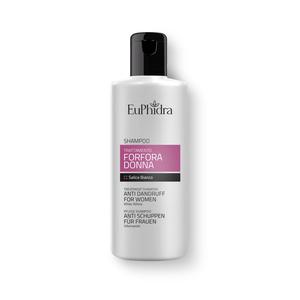 Euphidra Shampoo Trattamento Forfora Donna 200 ml