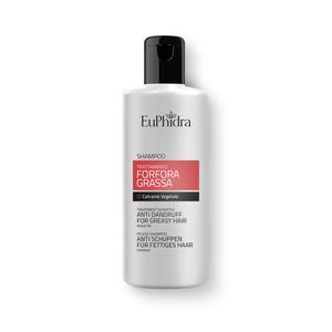 Euphidra Shampoo Trattamento Forfora Grassa 200 ml