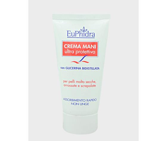 Euphidra Crema Mani Ultraprotettiva alla Glicerina 75 ml