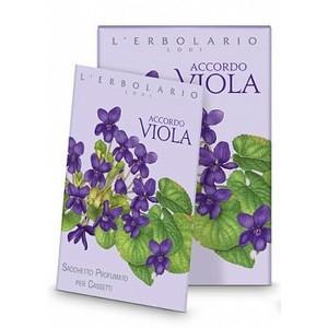 Accordo Viola Sacchetti Profumati per Cassetti 1 pezzo