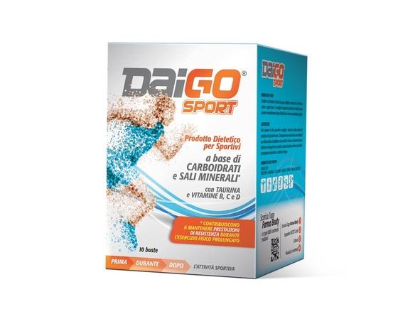 Daigo Sport 10 buste + OMAGGIO Bandana Multifunzione