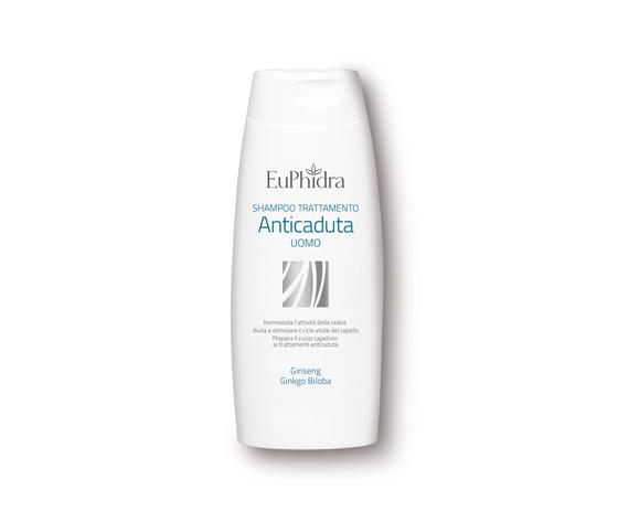 Euphidra Shampoo Anticaduta Uomo 200 ml