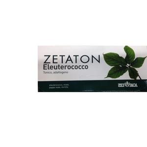 Zetaton Eleuterococco 12 flaconcini 10 ml