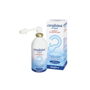 Cerulisina  fast spray auricolare 100 ml