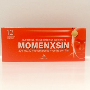 Momenxsin 12 compresse