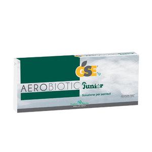 GSE Aerobiotic junior gluten free 10 fiale da 5 ml