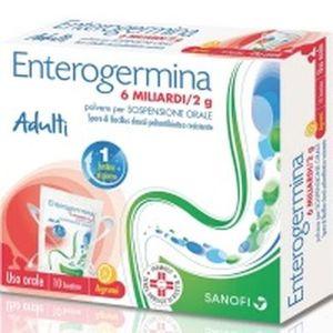Enterogermina 6 miliardi buste