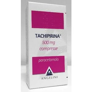 Tachipirina 500 mg 20 compresse