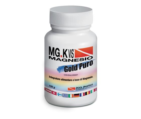 MG.K Vis Magnesio Gold puro 150g