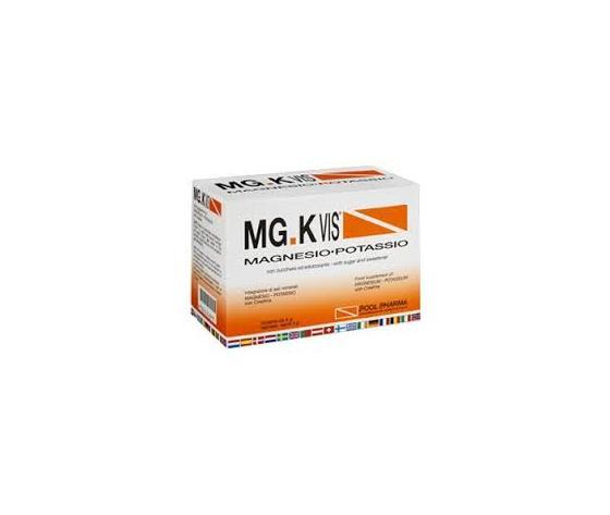 MG.K Vis Magnesio Potassio e Creatina 30 Bustine