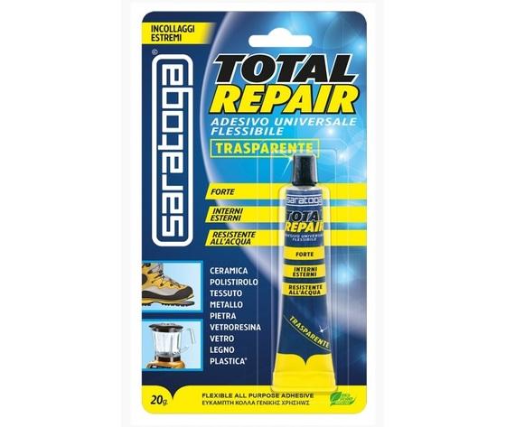 Total Repair Saratoga - Adesivo universale monocomponente 20 gr.