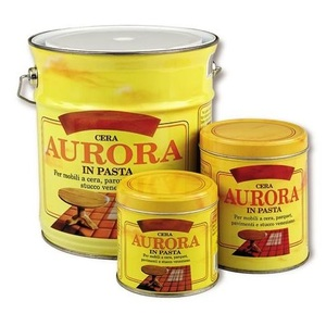 Cera Aurora in pasta