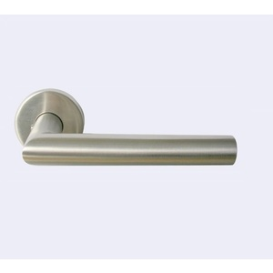 Maniglia tubolare a 90° in acciaio inox La Valsabbia