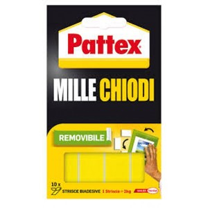 Pattex Millechiodi removibile