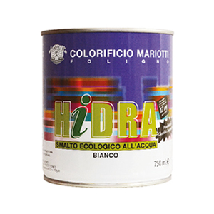 Smalto ecologico Hidra 750 ml.