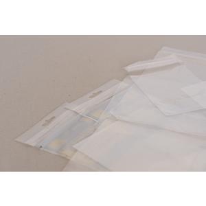 Sacco PE trasparente mm 80/120 spessore 40my