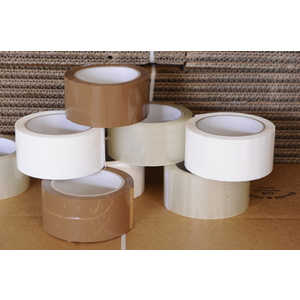 Nastro adesivo bianco LN mm 50 x 66 m