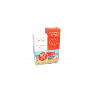 AVENE Sole Crema spf50+ 50 ml + Maschera Lenitiva Idratante 50 ml