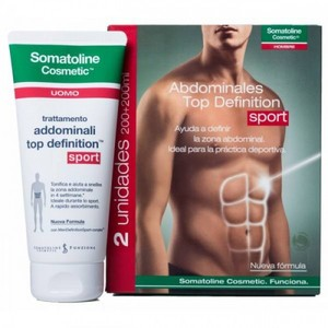 Somatoline Cosmetic Addominali Top Definition
