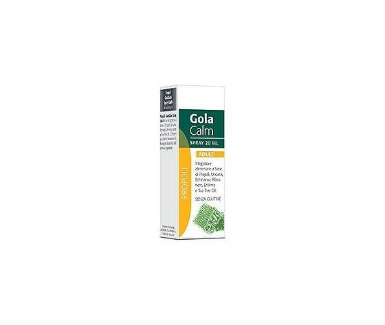 Gola Calm Spray Laboratorio della Farmacia