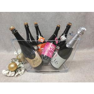 confezione bottiglie vino pregiato
