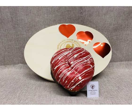 CUORE_00 € 15,00 (1 Dolce Cuore Soffice)