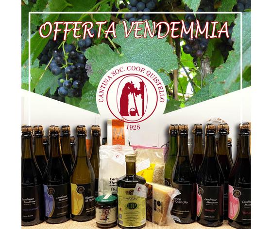 offerta vino, offerta mostarda