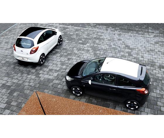 Autovettura FORD KA BLACK & WHITE 1.2 69CV BENZ