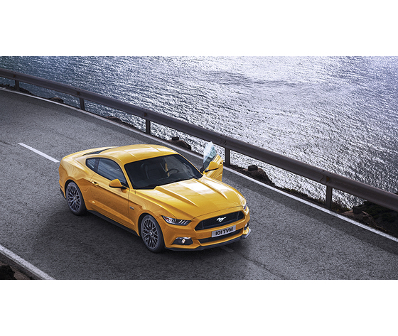 Autovettura FORD MUSTANG FASTBACK 2.3 ECOBOOST 317CV