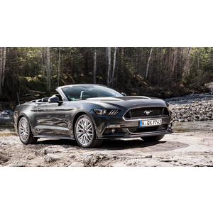 Autovettura FORD MUSTANG CONVERTIBLE 2.3 ECOBOOST 317CV