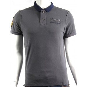 POLO BLAUER SECURITY OFFICER GRIGIO
