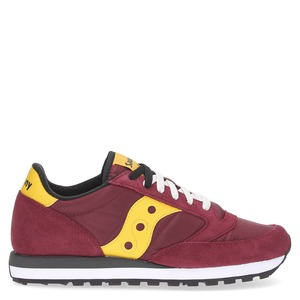 SAUCONY JAZZ ORIGINAL  RED/GOLD
