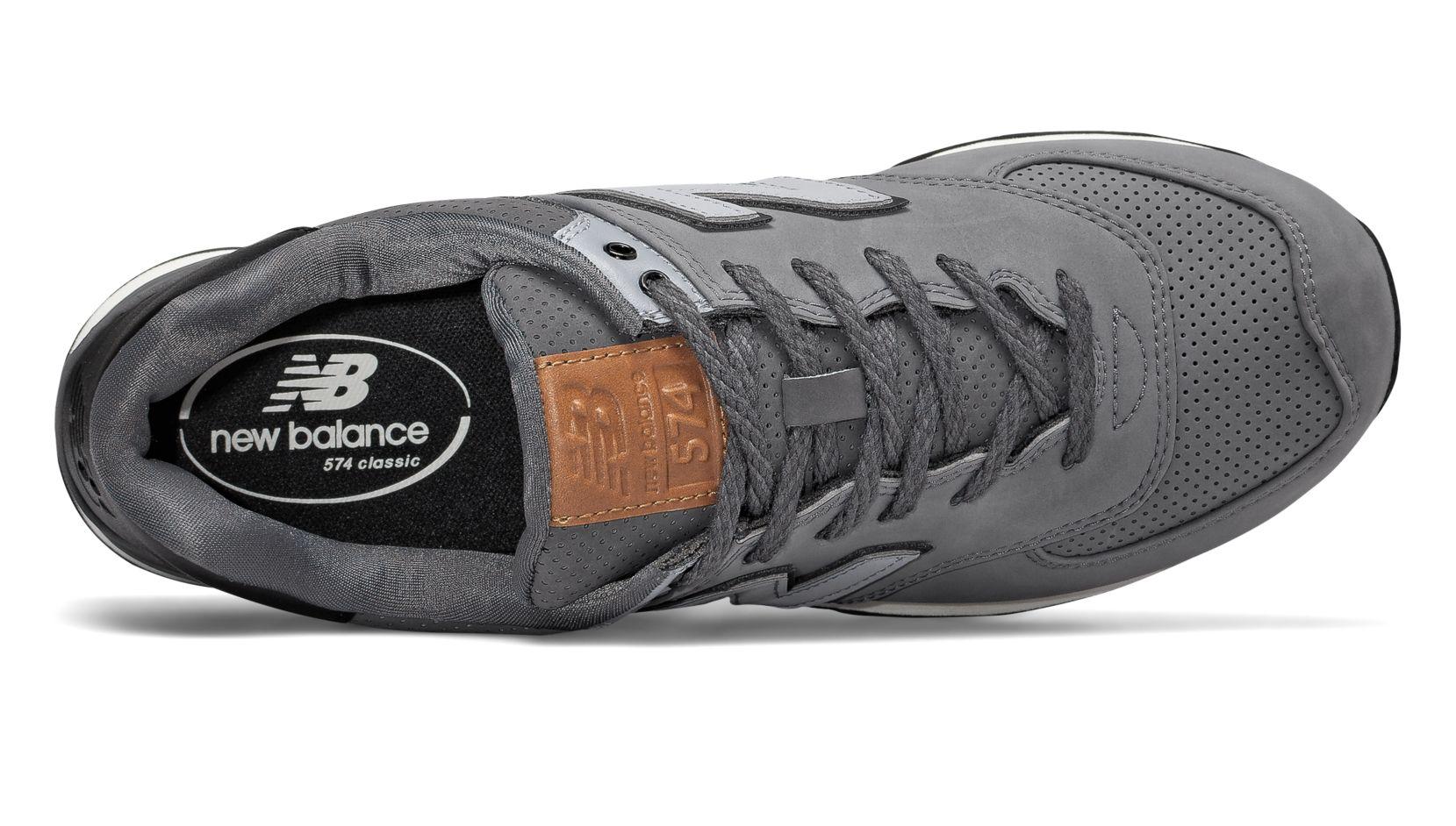 Balance Uomo Grigio New Ml574gpb Sneakers Iaverone SqR8wW5 6b58ca0e1d3