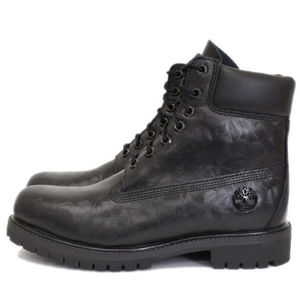 TIMBERLAND UOMO 6IN PREM BT WP BLK HELCOR