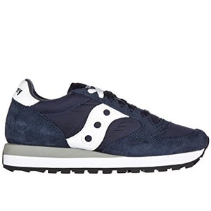 SAUCONY JAZZ ORIGINAL  NAVY/WHITE