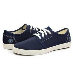 Timberland uomo newport bay  canvas P navy