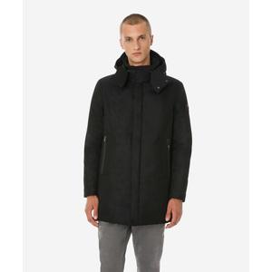 Peuterey giaccone uomo piaza sl nero