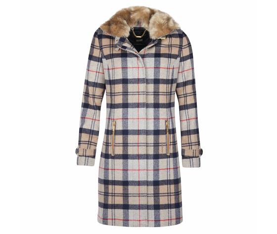 di wool barbour Cappotto lana scozzese morlich IAVERONE lady pqqYTw
