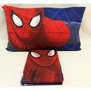 PARURE COPRIPIUMINO 1 PIAZZA MARVEL SPIDERMAN
