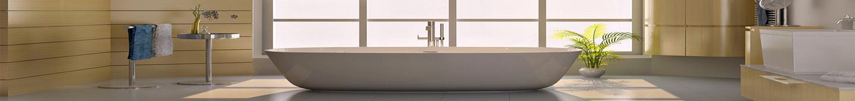 Banner sezione bathroom