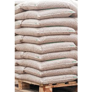 Bancale Pellet 65 sacchi da 15 kg