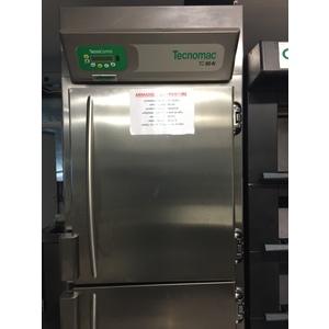 Freezer a colonna acciaio inox