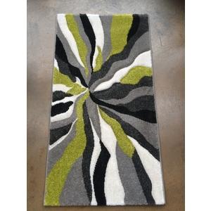 Tappeto Living verde - Disegno 178