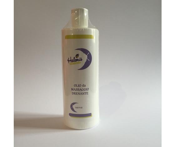 Olio da massaggio drenante 500 ml