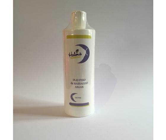 Olio fisio da massaggio Argan 500 ml