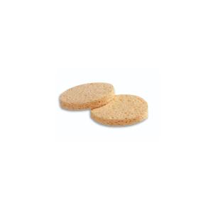 Spugnette struccanti pura cellulosa 2 pz